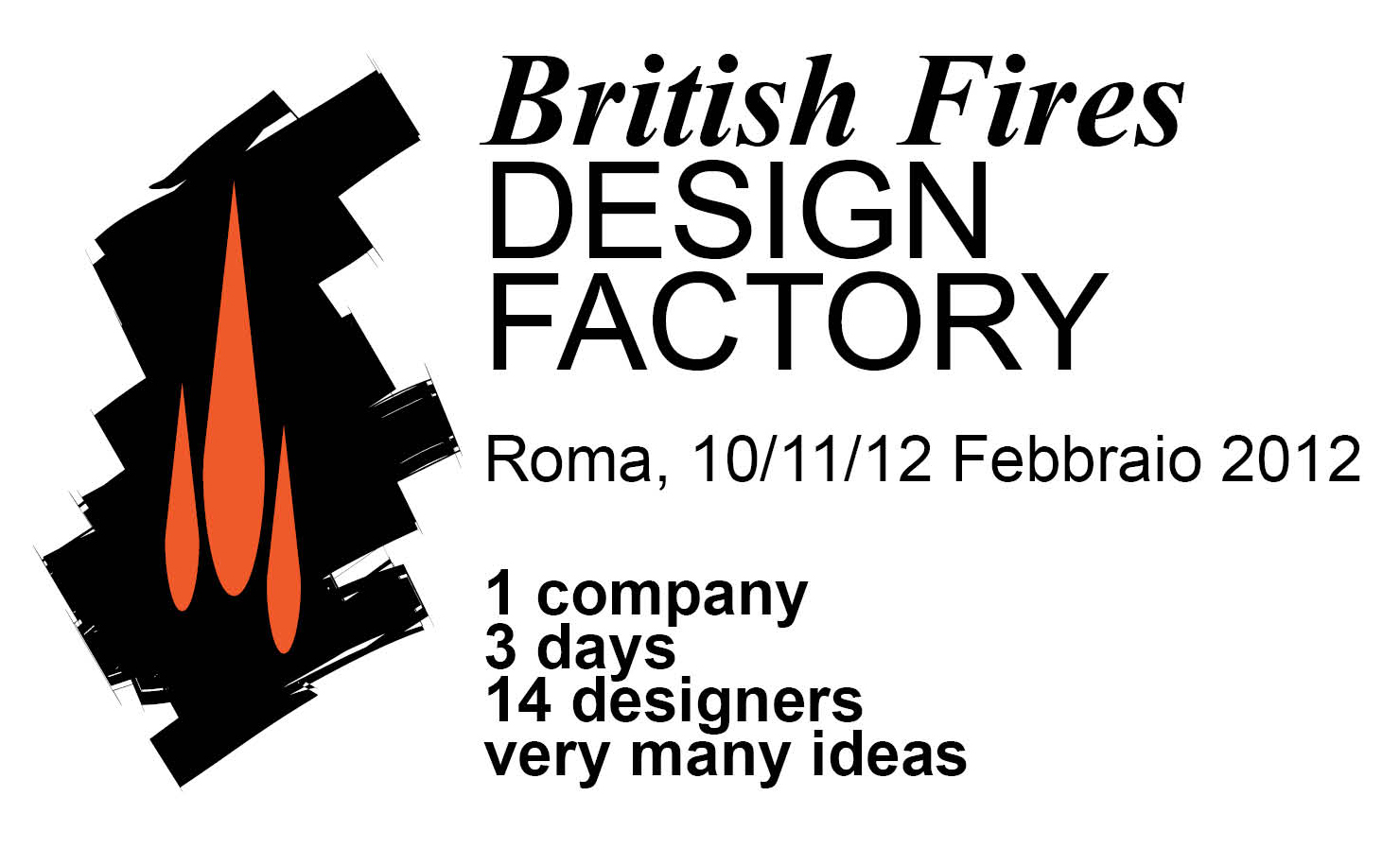 British Fires Design Factory
